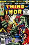 Cover for Marvel Two-in-One (Marvel, 1974 series) #23 [Regular]