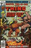 Cover for Marvel Two-in-One (Marvel, 1974 series) #25 [Regular]