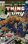 Cover for Marvel Two-in-One (Marvel, 1974 series) #26 [Regular]