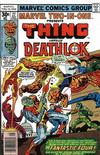 Cover for Marvel Two-in-One (Marvel, 1974 series) #27 [Regular]