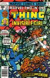 Cover Thumbnail for Marvel Two-in-One (1974 series) #32 [30¢]