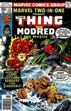 Cover for Marvel Two-in-One (Marvel, 1974 series) #33 [Regular]
