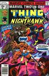 Cover for Marvel Two-in-One (Marvel, 1974 series) #34 [Regular]