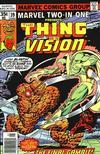 Cover for Marvel Two-in-One (Marvel, 1974 series) #39 [Regular]