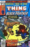 Cover for Marvel Two-in-One (Marvel, 1974 series) #40 [Regular]