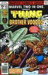 Cover for Marvel Two-in-One (Marvel, 1974 series) #41 [Regular]