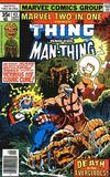 Cover for Marvel Two-in-One (Marvel, 1974 series) #43 [Regular]