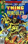 Cover for Marvel Two-in-One (Marvel, 1974 series) #44 [Regular]