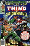 Cover for Marvel Two-in-One (Marvel, 1974 series) #45 [Regular]