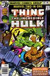 Cover for Marvel Two-in-One (Marvel, 1974 series) #46 [Regular]