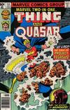 Cover Thumbnail for Marvel Two-in-One (1974 series) #53 [Newsstand]