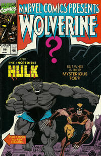 Cover Thumbnail for Marvel Comics Presents (Marvel, 1988 series) #58 [Direct]