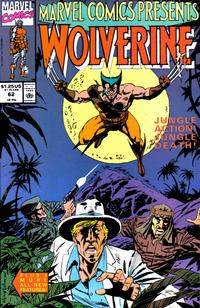 Cover Thumbnail for Marvel Comics Presents (Marvel, 1988 series) #62 [Direct]