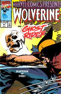 Cover Thumbnail for Marvel Comics Presents (Marvel, 1988 series) #65 [Direct]