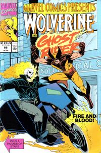 Cover Thumbnail for Marvel Comics Presents (Marvel, 1988 series) #66 [Direct]