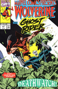Cover Thumbnail for Marvel Comics Presents (Marvel, 1988 series) #67 [Direct]