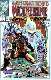 Cover Thumbnail for Marvel Comics Presents (Marvel, 1988 series) #69 [Direct]