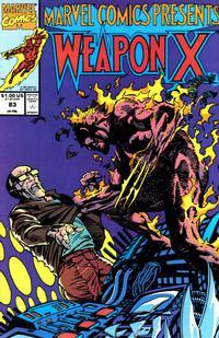 Cover Thumbnail for Marvel Comics Presents (Marvel, 1988 series) #83