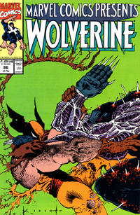 Cover Thumbnail for Marvel Comics Presents (Marvel, 1988 series) #86 [Direct]