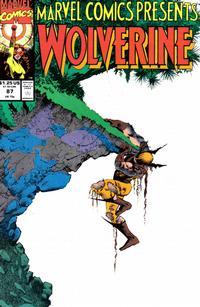 Cover Thumbnail for Marvel Comics Presents (Marvel, 1988 series) #87 [Direct]