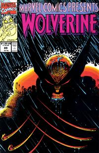 Cover Thumbnail for Marvel Comics Presents (Marvel, 1988 series) #89 [Direct]