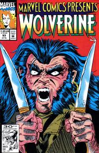 Cover Thumbnail for Marvel Comics Presents (Marvel, 1988 series) #93