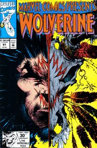 Cover Thumbnail for Marvel Comics Presents (Marvel, 1988 series) #97 [Direct]