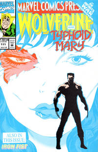 Cover Thumbnail for Marvel Comics Presents (Marvel, 1988 series) #111 [Direct]