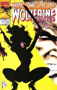 Cover Thumbnail for Marvel Comics Presents (Marvel, 1988 series) #112