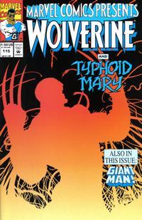 Cover Thumbnail for Marvel Comics Presents (Marvel, 1988 series) #115