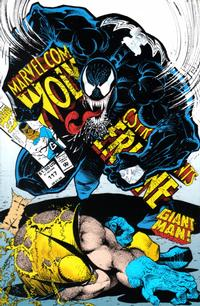 Cover Thumbnail for Marvel Comics Presents (Marvel, 1988 series) #117 [Direct]