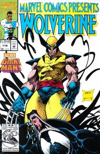 Cover Thumbnail for Marvel Comics Presents (Marvel, 1988 series) #118 [Direct]