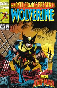 Cover for Marvel Comics Presents (Marvel, 1988 series) #131