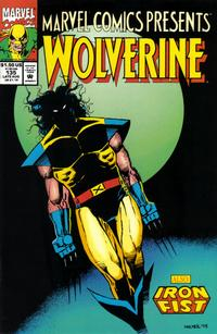 Cover Thumbnail for Marvel Comics Presents (Marvel, 1988 series) #135 [Direct]