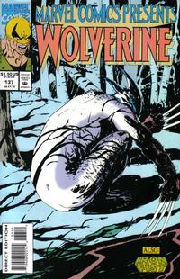 Cover Thumbnail for Marvel Comics Presents (Marvel, 1988 series) #137 [Direct]