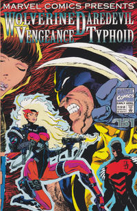 Cover Thumbnail for Marvel Comics Presents (Marvel, 1988 series) #151