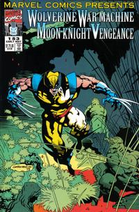 Cover Thumbnail for Marvel Comics Presents (Marvel, 1988 series) #153 [Direct]