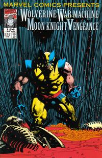 Cover Thumbnail for Marvel Comics Presents (Marvel, 1988 series) #154 [Direct]