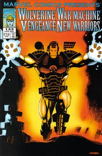 Cover Thumbnail for Marvel Comics Presents (Marvel, 1988 series) #155 [Direct]