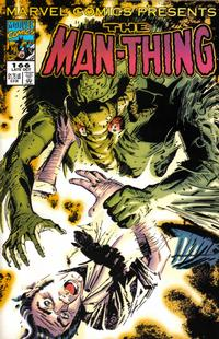 Cover Thumbnail for Marvel Comics Presents (Marvel, 1988 series) #166 [Direct]