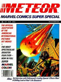 Cover Thumbnail for Marvel Super Special (Marvel, 1978 series) #14