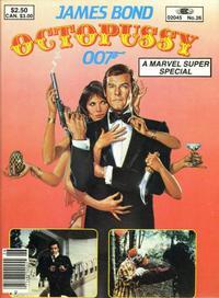 Cover for Marvel Super Special (Marvel, 1978 series) #26
