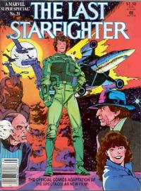 Cover Thumbnail for Marvel Super Special (Marvel, 1978 series) #31