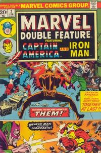 Cover Thumbnail for Marvel Double Feature (Marvel, 1973 series) #2