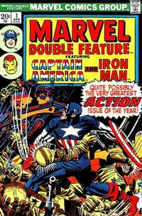 Cover Thumbnail for Marvel Double Feature (Marvel, 1973 series) #3