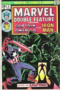 Cover Thumbnail for Marvel Double Feature (Marvel, 1973 series) #6