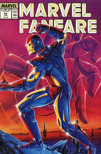 Cover Thumbnail for Marvel Fanfare (Marvel, 1982 series) #44