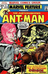 Cover Thumbnail for Marvel Feature (Marvel, 1971 series) #8