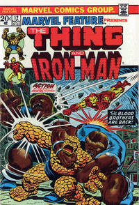 Cover Thumbnail for Marvel Feature (Marvel, 1971 series) #12