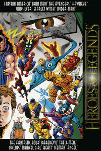 Cover Thumbnail for Marvel: Heroes & Legends (Marvel, 1996 series) #1